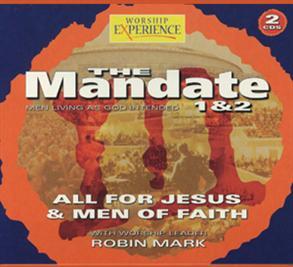 All For Jesus + Men Of Faith The Mandate - 5019282260823