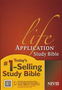 Life Application Study Bible NIV -