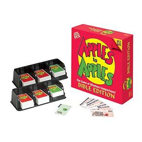 Apples to Apples Card Game, Bible Edition -