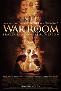 War Room Movie DVD -