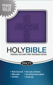 Nkjv Giant Print Personal Reference -