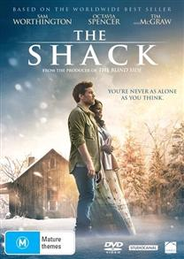 The Shack-movie DVD -