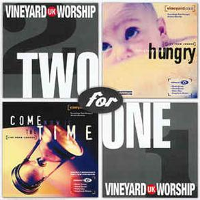 2 for 1:Come Now Is the Time/Hungry Compact Disc -