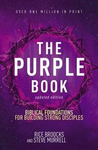 Purple Book, Updated Edition: Biblical Foundations For Building Strong Disciples -