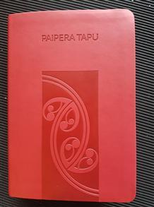 Maori Bible – Te Paipera Tapu, Tru Tone RED -