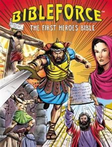 BibleForce: The First Heroes Bible -