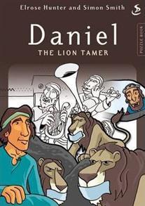 Puzzlebook Daniel the Lion Tamer Paperback -