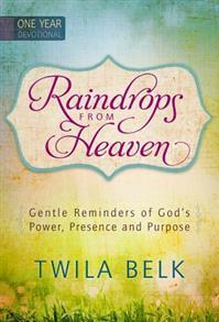 Raindrops from Heaven Hardcover -