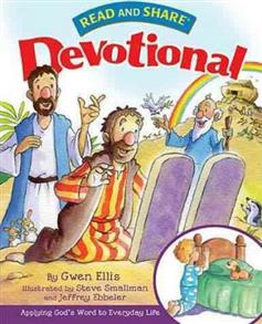 Read and Share - Devotional Hardcover -