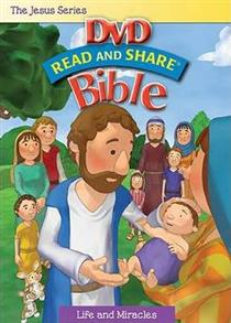 Read and Share -Jesus Series- Life and Miracles  DVD -