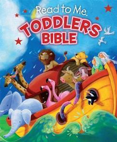 Read to Me Toddlers Bible Board Book -