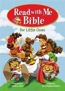 Read with Me Bible for Little Ones Padded Hardcover -