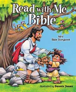 Read with Me Bible NIrV Hardcover -