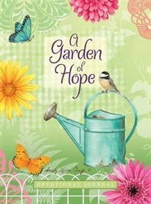 A Garden of Hope Journal Hardcover -