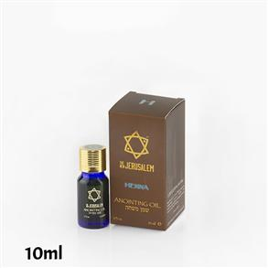 Henna-anointing oil from Israel -