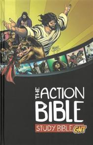 Action Bibe: Study Bible GNT Hardcover -