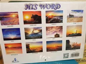 His Word Calendar 2020 -