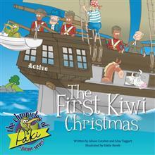 First Kiwi Christmas -