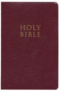 King James Gift & Award Bible -