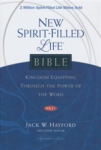 NKJV New Spirit-Filled Life -