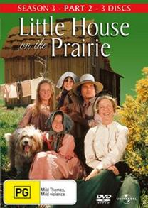 Little House on the Prairie: Season 3 - Part 2 -