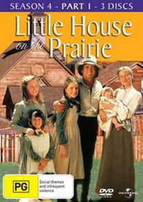 Little House on the Prairie: Season 4 - Part 1 -