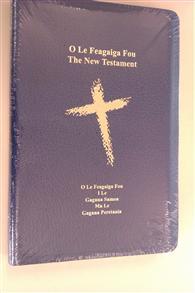 O Le Feagaiga Fou Samoan/English New Testament -