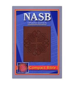 NASB Compact Bible -