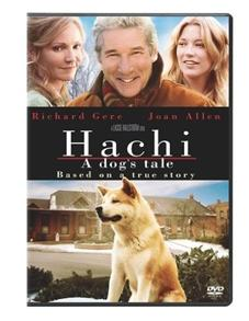 Hachi - A Dog's Tale DVD -