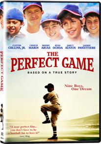The Perfect Game DVD -