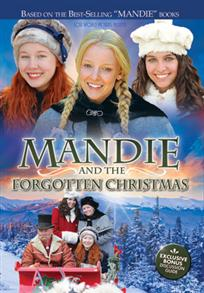 Mandie and the Forgotten Christmas DVD -