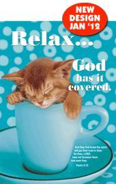 Relax...God has it covered -