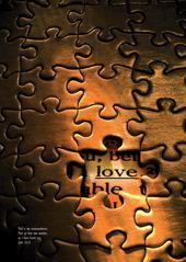 Love Large Poster -