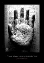 Inscribed You Large Poster -