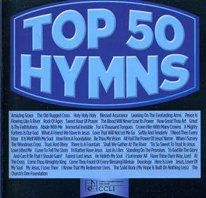 Top 50 Hymns -