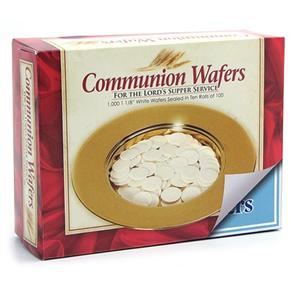 Communion Wafers,  box 1000 -