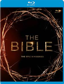Bible: the Epic Miniseries / Blue Ray -