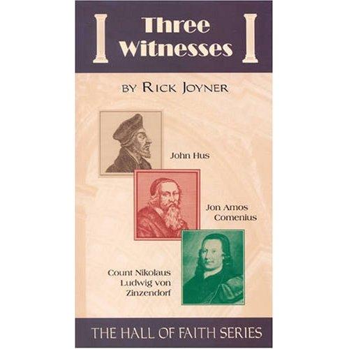 Three Witnesses: (Hall of Faith) Rick Joyner