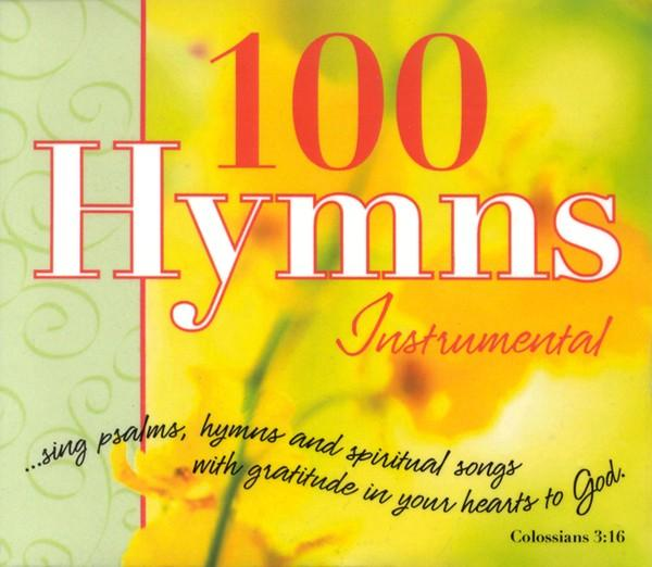 100 Hymns Instrumental- 3 CD Set