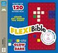 NIV-Bible-Flexibible-Flexcover-Red-Stars