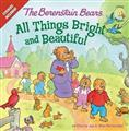 The-Berenstain-Bears---All-Things-Bright-and-Beautiful-Paperback-with-Stickers