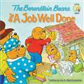 The-Berenstain-Bears-and-a-Job-Well-Done-Paperback
