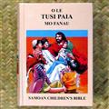 Samoan-Bible-New-1969-Child-Compact-Hardcover