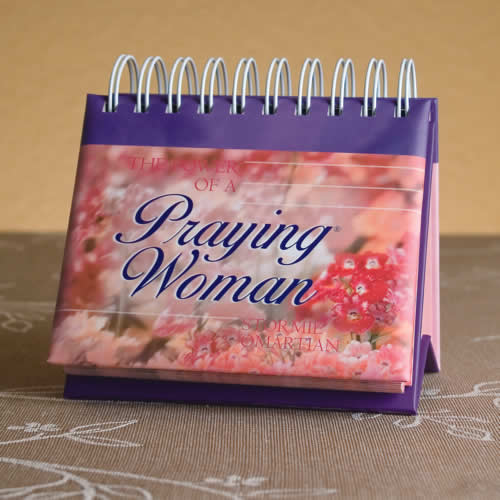 Power Of A Praying Woman - 365 Day Brightener, Stormie